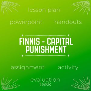 Finnis - Capital Punishment