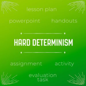 Concepts of Hard Determinism