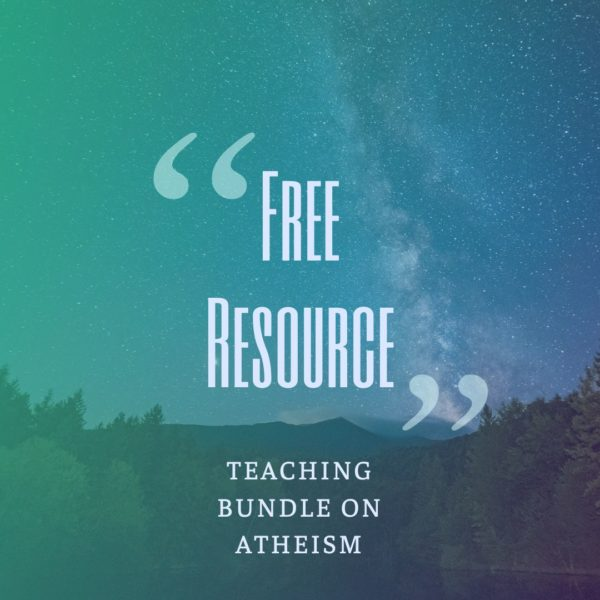Free Resource for Teachers