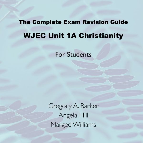 Image of WJEC GCSE Christianity Unit 1A Revision Guide