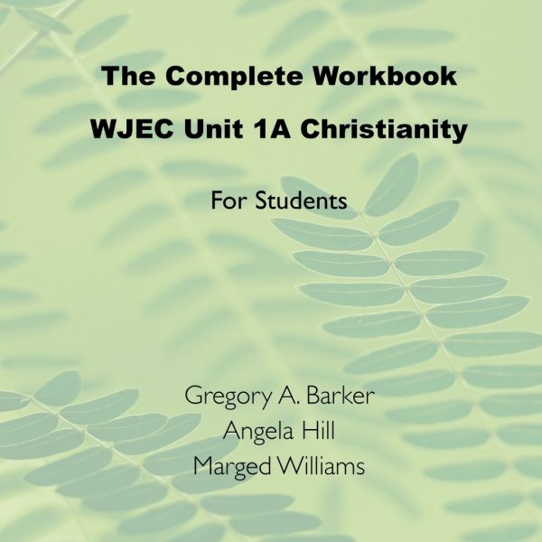 Image of cover of WJEC GCSE Christianity Unit 1A Revision Guide